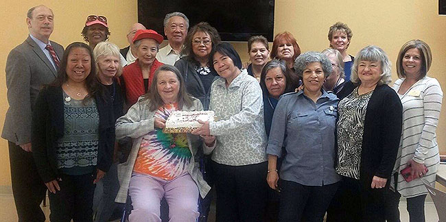 Nevada Senior Services - Adult Day Care Centers of Las Vegas and Henderson - Congratulations to the Graduates of our first Aging Mastery Program class.