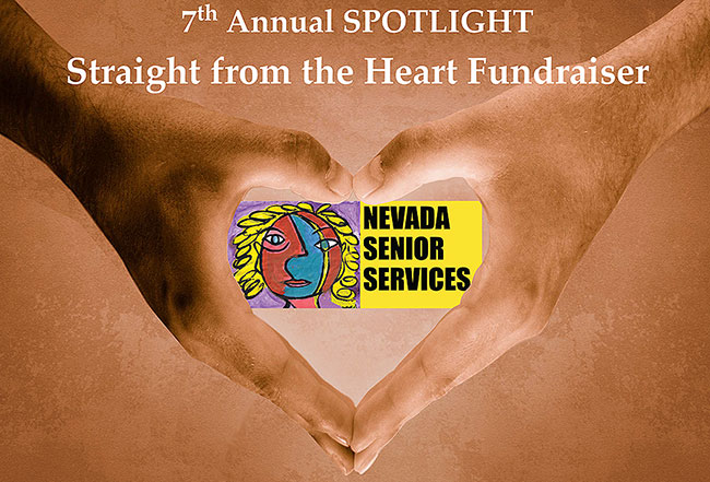 Nevada Senior Services - Adult Day Care Centers of Las Vegas and Henderson - Straight from the Heart Fundraiser